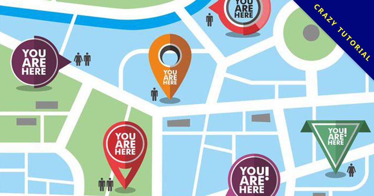 【地圖素材】精選35款地圖素材下載,地圖圖例免費推薦款