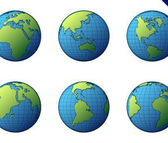 【地球圖片】精選32款地球圖片下載,地球卡通圖免費推薦款