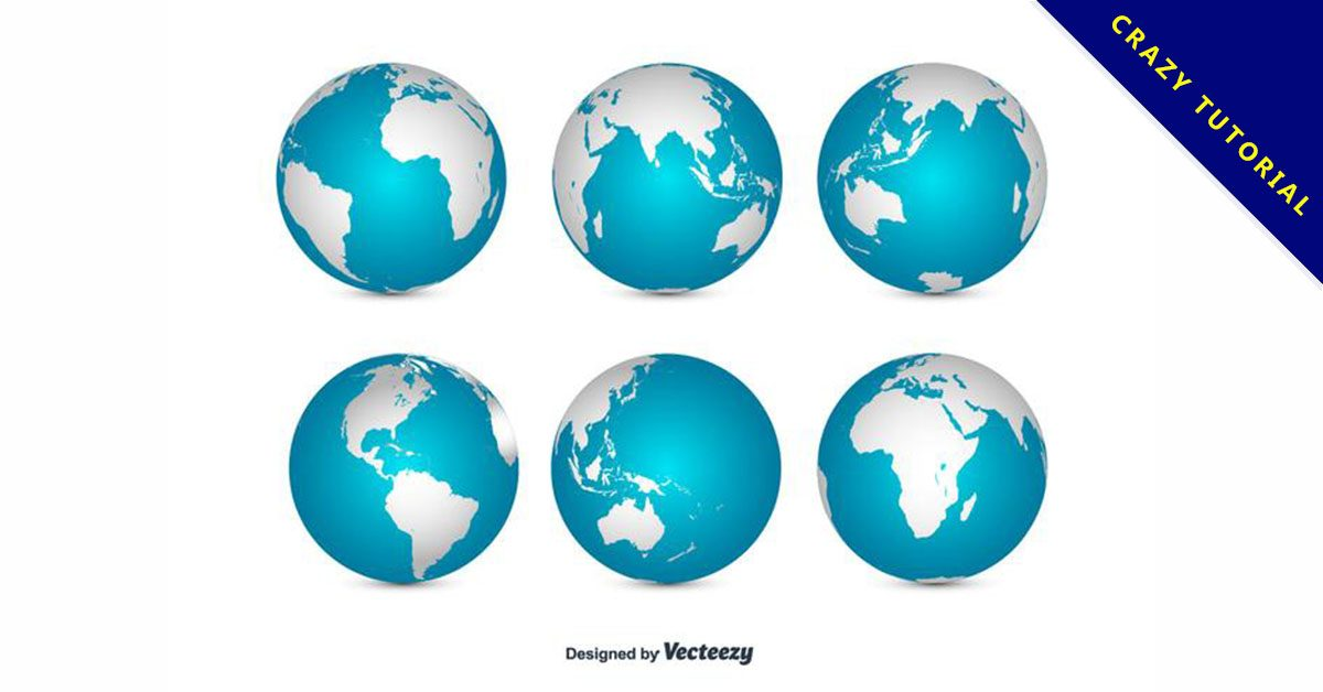 【地球圖案】精選40款地球圖案下載,地球圖免費推薦款