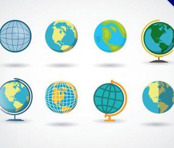 【地球素材】精選40款地球素材下載,地球png免費推薦款