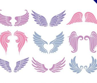 【天使符號】精選34款天使符號下載,天使素材免費推薦款
