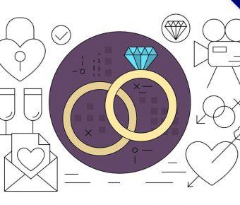 【婚禮素材】精選38款婚禮素材下載,婚禮圖案免費推薦款