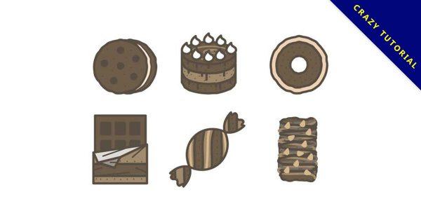 【巧克力圖片】精選35款巧克力圖片下載,巧克力卡通免費推薦款