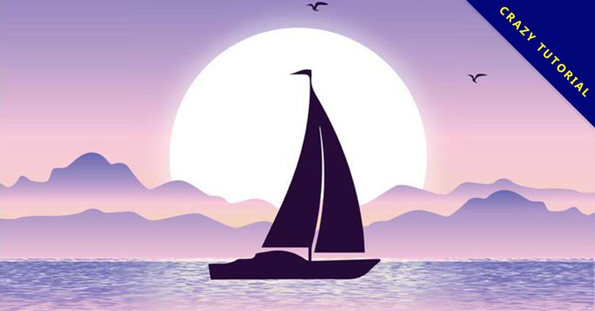 【帆船圖案】精選35款帆船圖案下載,帆船圖片免費推薦款