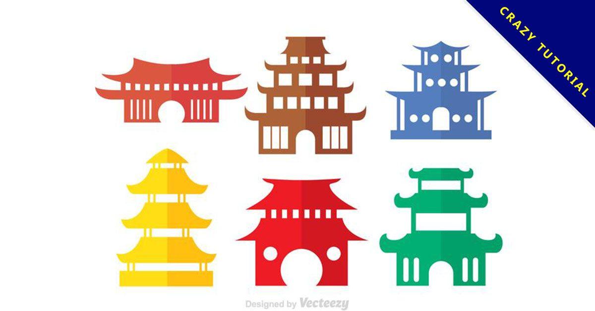 【廟宇圖騰】精選43款廟宇圖騰下載,廟宇素材免費推薦款
