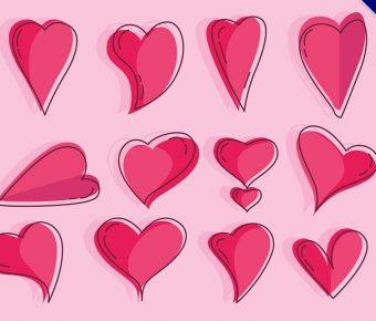 【心型圖案】精選35款心型圖案下載,心型圖免費推薦款