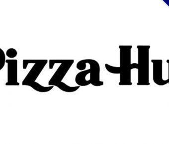 【必勝客字體】Pizza Hut 必勝客標題字體下載,披薩品牌字型
