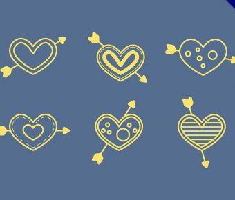 【愛心圖示】精選30款愛心圖示下載,愛心標誌免費推薦款