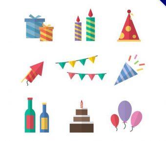 【慶祝素材】精選35款慶祝素材下載,慶祝符號免費推薦款