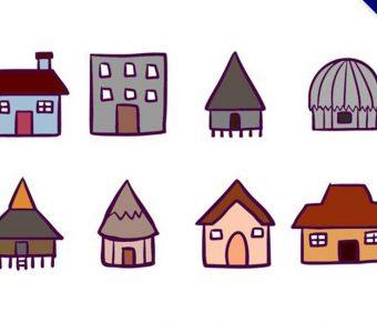 【房子icon】精選50款房子icon下載,房子logo免費推薦款