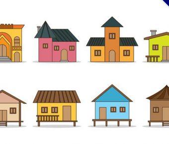 【房屋圖片】精選47款房屋圖片下載,房屋圖免費推薦款