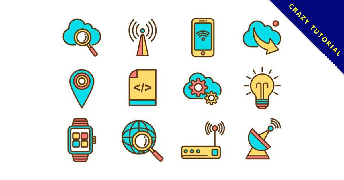 【手機icon】精選38款手機icon下載,手機素材免費推薦款