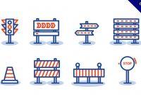 【指示牌設計】精選34款指示牌設計下載,指示牌製作免費推薦款