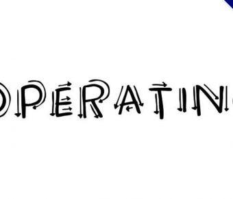 【箭頭字體】Operating 方向箭頭字體下載,可做教學使用