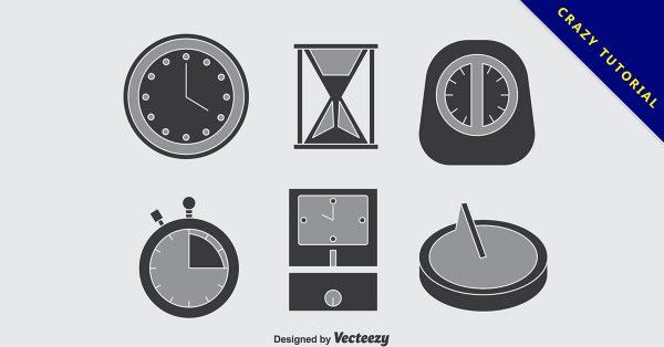 【時鐘素材】精選38款時鐘素材下載,時鐘符號免費推薦款