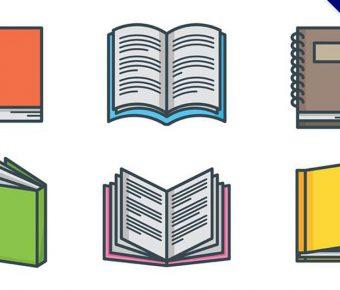 【書本圖案】精選34款書本圖案下載,書本素材免費推薦款