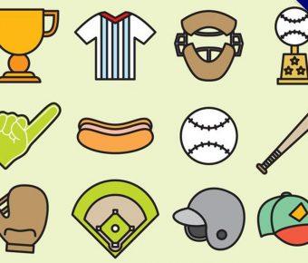 【棒球圖案】精選38款棒球圖案下載,棒球圖片免費推薦款