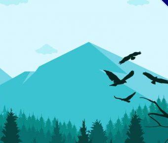 【森林素材】精選35款森林素材下載,森林圖免費推薦款