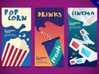 【海報製作】精選75款海報製作下載,海報套版免費推薦款