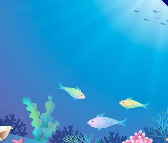 【海洋卡通】精選42款海洋卡通下載,海洋卡通圖案免費推薦款