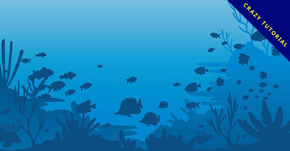 【海洋圖案】精選45款海洋圖案下載,海洋圖免費推薦款