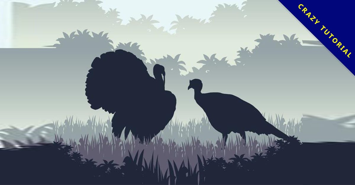 【火雞圖片】精選34款火雞圖片下載,火雞圖案免費推薦款