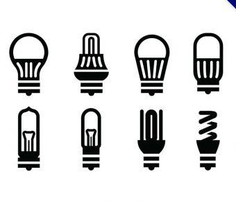 【燈泡素材】精選30款燈泡素材下載,燈泡符號免費推薦款