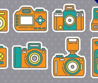【相機q版】精選37款相機q版下載,相機插圖免費推薦款