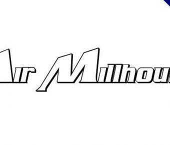 【空氣字體】Air Millhouse 英文空氣感字體下載,空氣風格推薦