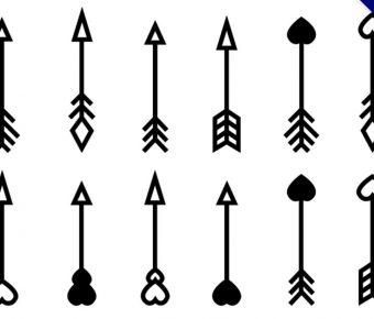 【箭頭符號】精選38款箭頭符號下載,方向符號免費推薦款