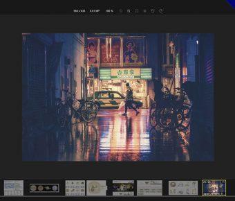 【線上LR】完美取代LIGHTROOM修圖軟體,網頁版可讀RAW檔、快速調色
