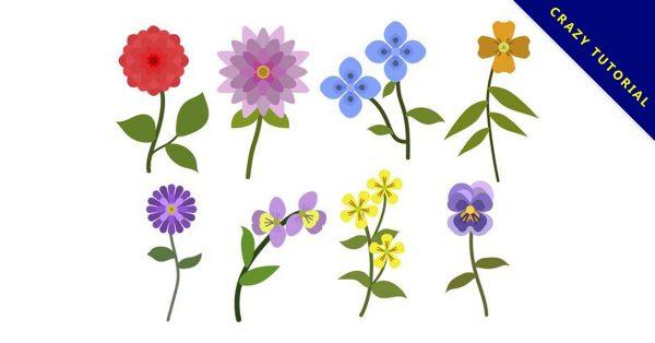 【花卉圖案】精選35款花卉圖案下載,花卉圖免費推薦款