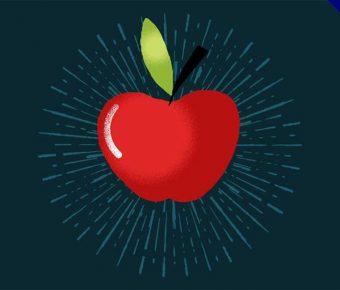 【蘋果圖案】精選31款蘋果圖案下載,蘋果圖免費推薦款