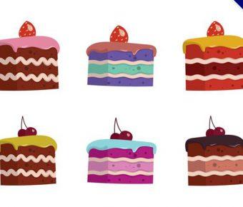 【蛋糕插圖】精選37款蛋糕插圖下載,蛋糕插畫免費推薦款