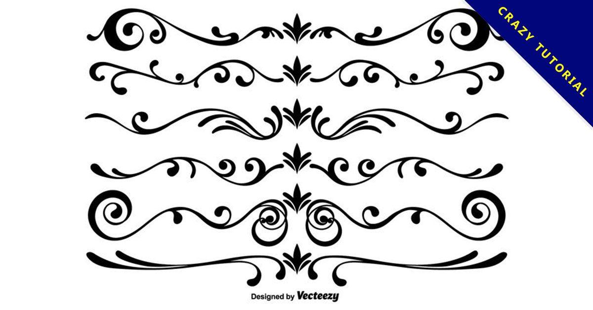 【裝飾圖案】精選38款裝飾圖案下載,裝飾素材免費推薦款