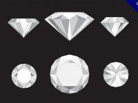 【鑽石圖片】精選38款鑽石圖片下載,鑽石框免費推薦款