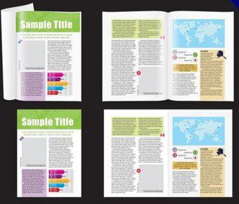 【雜誌排版】精選37款雜誌排版下載,雜誌排版設計免費推薦款