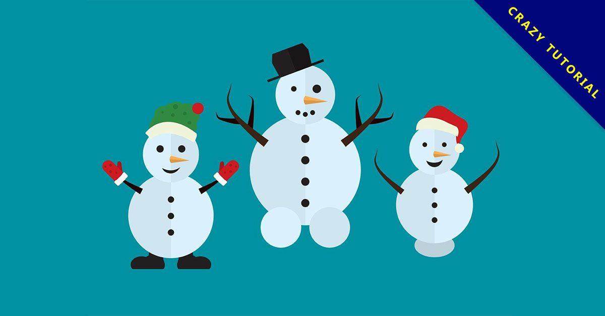 【雪人圖片】精選34款雪人圖片下載,雪人圖免費推薦款