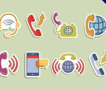 【電話圖示】精選32款電話圖示下載,電話素材免費推薦款