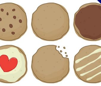 【餅乾圖案】精選36款餅乾圖案下載,餅乾圖片免費推薦款