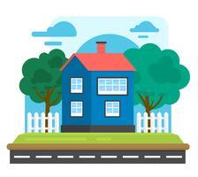 【房子插图】精选35款房子插图下载,房子插画免费推荐款