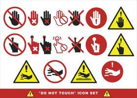 【禁止标志】100套 illustrator 禁止进入标志下载