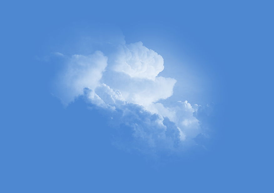 【云笔刷】10种PHOTOSHOP云笔刷下载,云状效果专用款