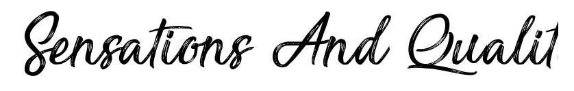 【英文毛笔字】艺术英文毛笔字体下载,手写出不一样的感觉