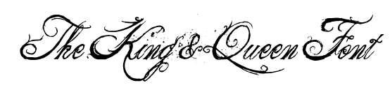 【英文水墨字】超美英文水墨字体下载,很有质感的墨迹字