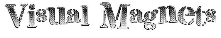 【网点字体】高质感英文网点字体下载,网格字体推荐
