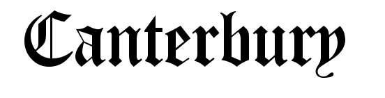 【歌德字型】专业免费版歌德字体下载,无版权可商用