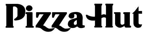 【必胜客字体】Pizza Hut 必胜客标题字体下载,披萨品牌字型
