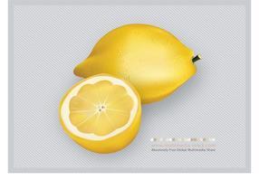 【柠檬图片】73款Illustrator 柠檬图案下载,q版柠檬素材推荐款