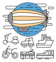 【机车图案】70款 illustrator 机车图案下载,机车图示推荐款
